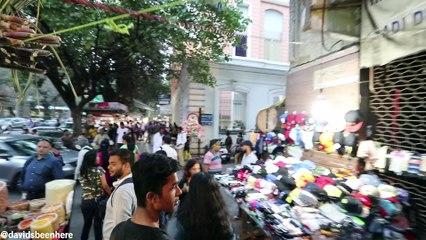 SAVORY Indian STREET FOOD After Dark + GATEWAY OF INDIA | Mumbai, India