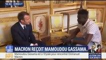 Mamoudou en of (parodie)