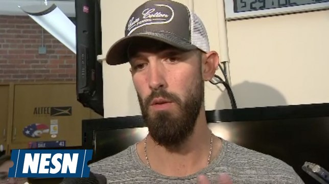 Rick Porcello recaps the Red Sox second straight series win