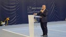 Colloque CFE 2018 - Bernard GIUDICELLI Président FFT
