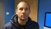 Gerard Fraser, nouvel entraîneur des arrières                 du RC Vannes