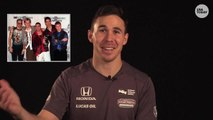 Getting to know IndyCar driver Robert Wickens