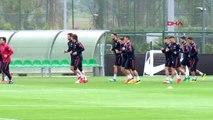 Spor A Milli Futbol Takımı Tunus Maçı İçin Cenevre'ye Gitti