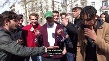 Prix Tous Unis dans la Laïcité 2018 – Catégorie « lycée » - La vidéo «Todos differentes but all together»  du lycée professionnel Jacques Dolle d'Antibes