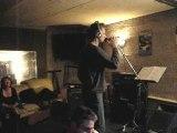 Mise au point Jes et Erich et enregistrement Jes au chant