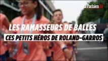 Roland-Garros : il rêve de «ramasser» Nadal