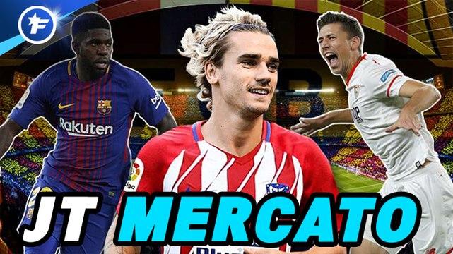 Journal du Mercato : le FC Barcelone s'agite en coulisses