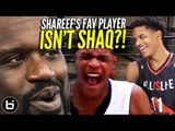 Shareef O'Neal: NOT SHAQ!! Talks Lebron, Learning from NBA Legends, Fortnite & More!!!