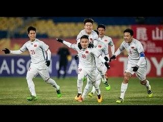 Xem lại Siêu Phẩm Cứa Lòng Của Quang Hải vào lưới U23 Qatar