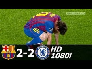 Chelsea vs Barcelona 2-2 ● All Goals & Highlights ● Last UCL Match HD