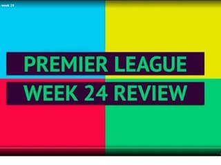 EPL WEEK 24 REVIEW ● All Goals & Highlights 2017/18 English Commentary