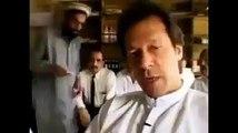 Imran Khan with Mawlana Bijli Ghar