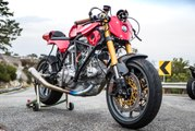 Woolie's Alpinestars 55th Anniversary Bike Brings Legends Out Of The Shadows