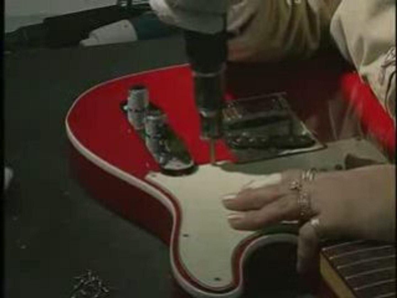 Fender Manufacturing - usine corona
