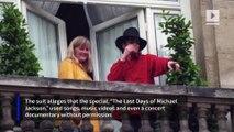 Michael Jackson's Estate is Suing Disney