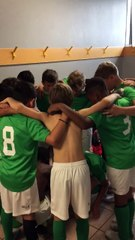 Nos u14 qualifiés pour la finale de la coupe à Geispolsheim allez Schilik