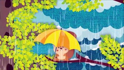 Rain Rain Go Avay Song Nursery Rhymes for Kids Family Fun.