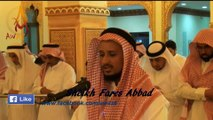 The Most Emotional & Soft Quran Recitation  | Heart Soothing By Sheikh Fares Abbad || #AWAZ