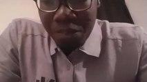 Aliou Wague - Master Soumi mérite un Soutien financier à la volonté de la jeunesse