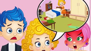 Bubble Guppies Gil Molly Babies Bitten by a Giant Dog Finger