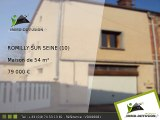 Maison A vendre Romilly sur seine 54m2 - ROMILLY SUR SEINE