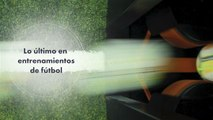 WC 2018: La tecnología, al servicio de los entrenamientos de fútbol