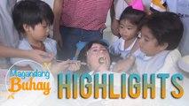 Magandang Buhay: Mela and Jordan learns how to remove a cavity as a dentist