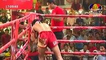 Proeung Socheat vs Khumpichhit(thai), Khmer Boxing Bayon 27 May 2018, Kun Khmer vs Muay Thai