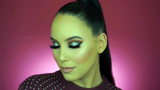 Smokey Holiday Inspired Makeup Tutorial