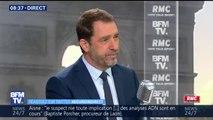 """Réforme des retraites: """"Le système actuel va dans le mur"""", affirme Christophe Castaner"""