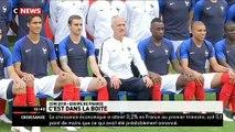 Coupe du monde 2018 : Découvrez la photo officielle de l'équipe de France avec les 23 Bleus qui iront au Mondial