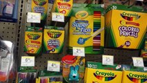 SHOPPING FOR GLUE SLIME AND SQUISHIEST AT WALGREENS - HUGE SLIME SUPPLIES SHOPPING HAUL