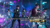 [ENG] 180522 MBC News Desk BTS Billboard Music Awards
