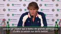 """Roland Garros - Zverev : """"J'essaye juste de remporter chaque match"""""""