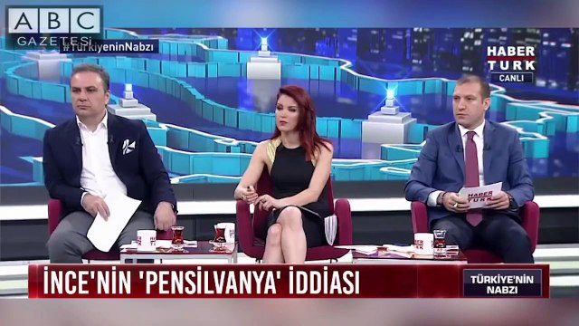 Muharrem İnce vs Nagehan Alçı: Canlı yayında 'İnce' ayar