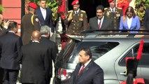 Presidente de Cuba defende Maduro contra sanções