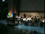 Telethon 2007 - Evry - Parvis de L'AFM - Orchestre Harmonie