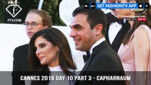 Capharnaum Red Carpet at Cannes Film Festival 2018 Day 10 Part 3 | FashionTV | FTV