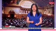 Audition de Gérard Collomb sur l'immigration puis temps fort de la réforme ferro - Les matins du Sénat (31/05/2018)