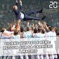 Retour sur la carrière de Zidane au Real Madrid