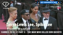 The Man Who Killed Don Quixote Cannes Film Festival 2018 Day 12 Part 3   FashionTV   FTV