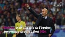 Real Madrid: Zinedine Zidane annonce son départ