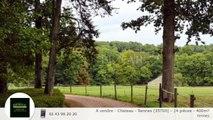 A vendre - Chateau - Rennes (35700) - 14 pièces - 400m²