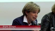 """""""Mots d'accueil"""", Brigitte Barèges, Maire de la Ville de Montauban_IMH-IDETCOM-IFR_La territorialité de la laïcité_01-2"""