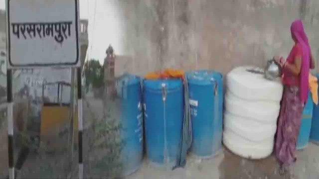Rajasthan के  Bhilwara village में है पानी चोर, लोगो ने  Water Containers में लगाया Lock | वनइंडिया