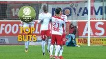 Top 3 buts AS Nancy Lorraine   saison 2017-18   Domino's Ligue 2