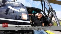 Valence : l'hélicoptère, c'est pour tout le monde, selon le PDG de Jet systems, qui fête ses 30 ans