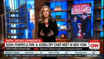 New Developments: Soon: Pompeo & FMR. N. Korea spy Chief meet in New York. #NewYork #NorthKorea