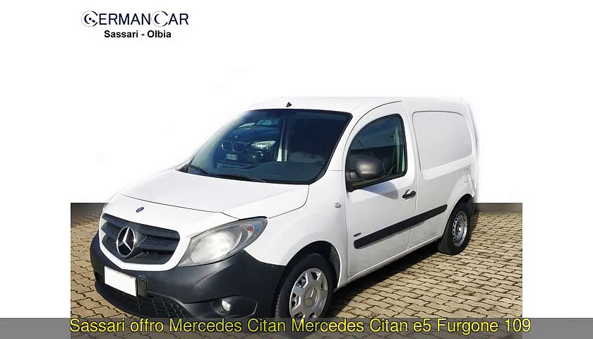 MERCEDES Citan Mercedes Citan e5…