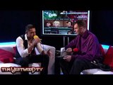 Jay Sean interview live in Sheffield - Westwood